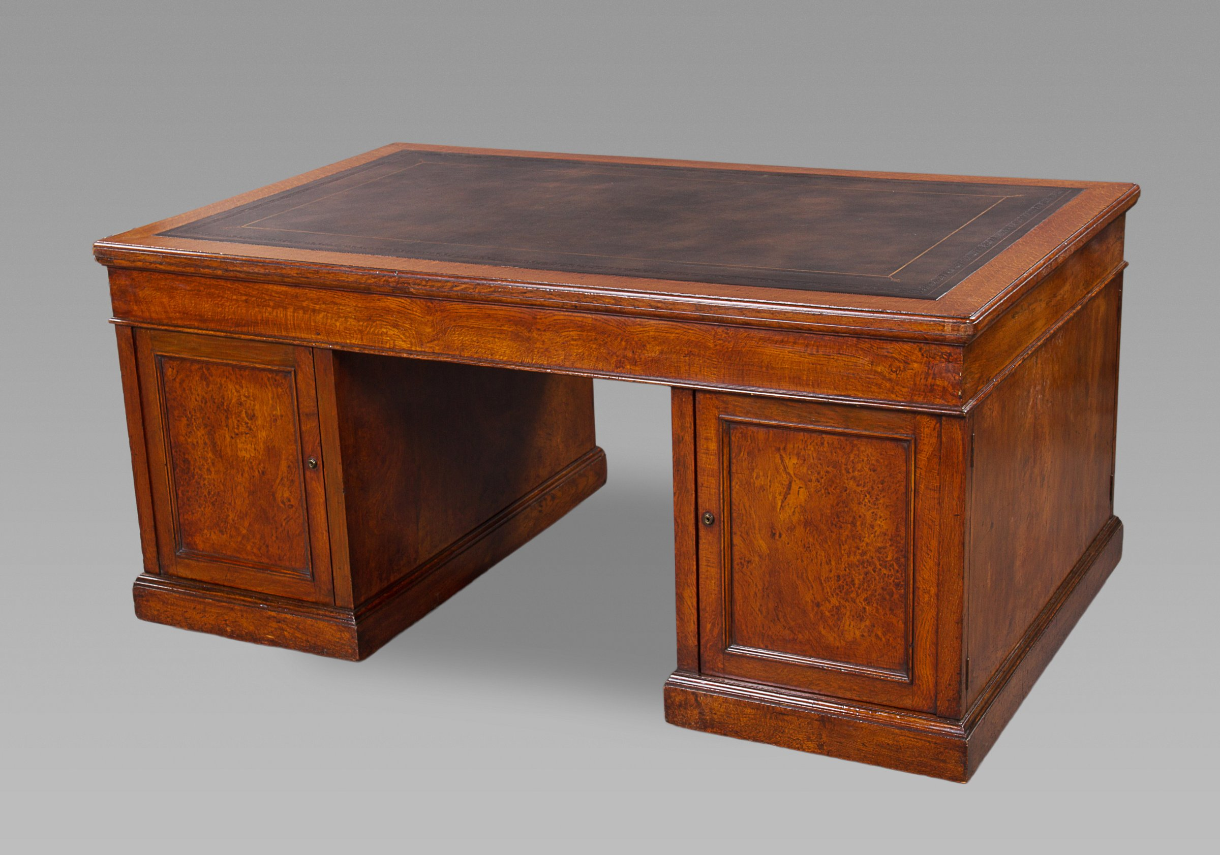 Partners Desk By Holland And Sons 223 3 4 2
