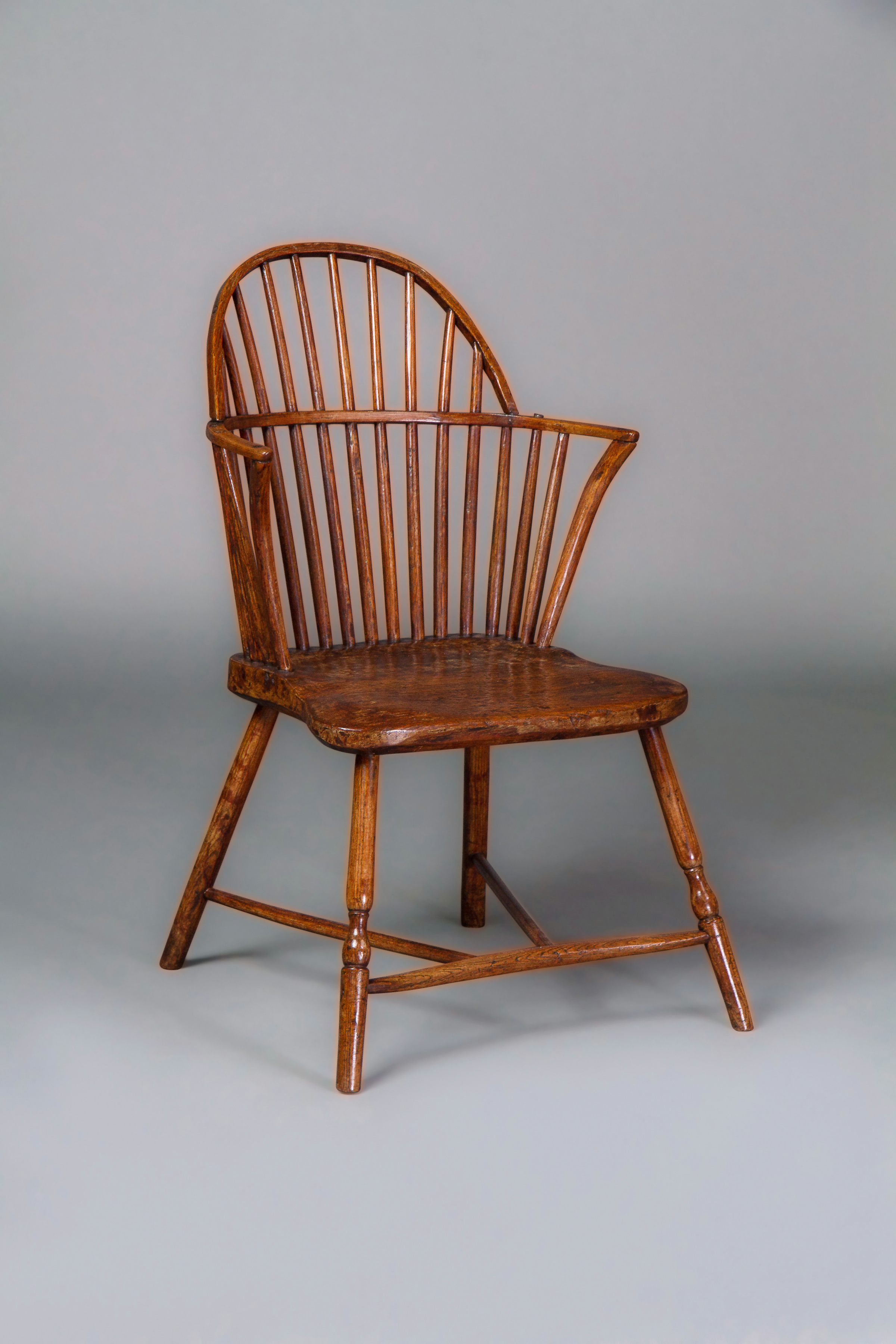 Gillows: A Late 18th Century Ash Windsor Chair Possibly for the ...