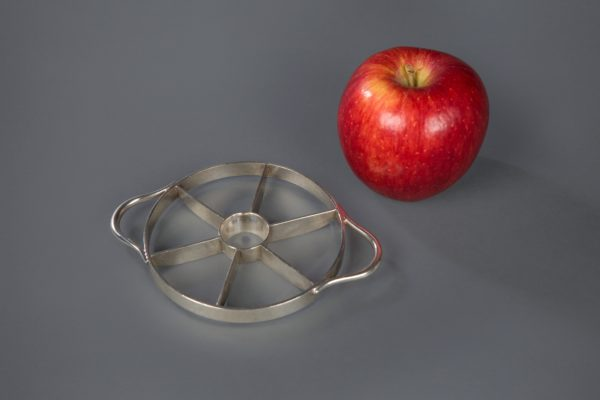 Silver Apple Corer and Slicer