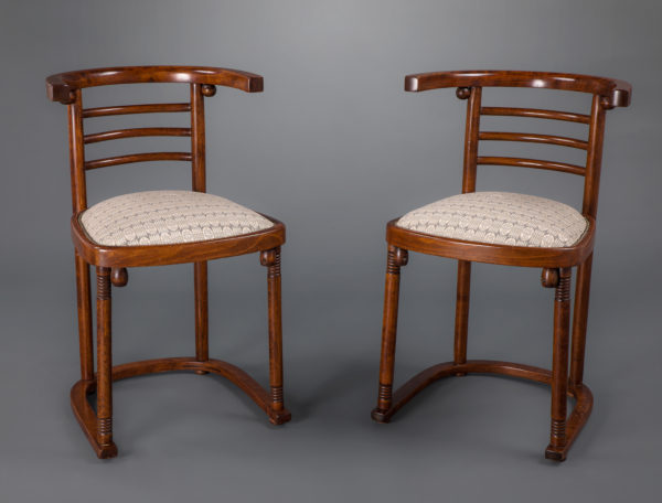 A Pair of Joseph Hoffmann