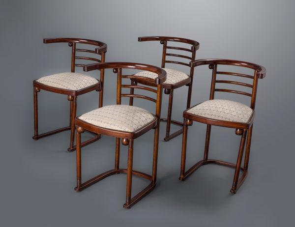 A Set of Four Joseph Hoffmann
